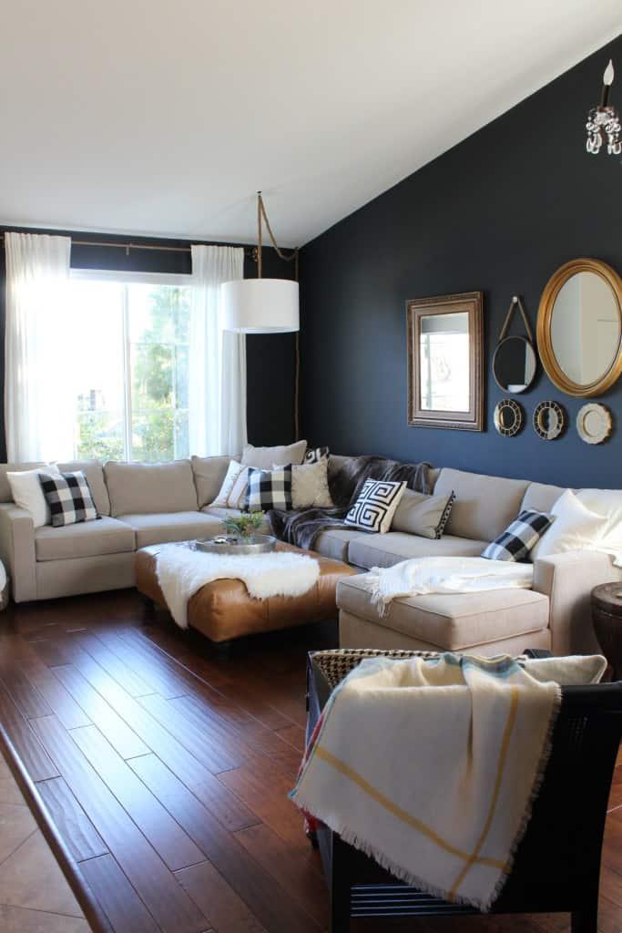 cream sectional sofa