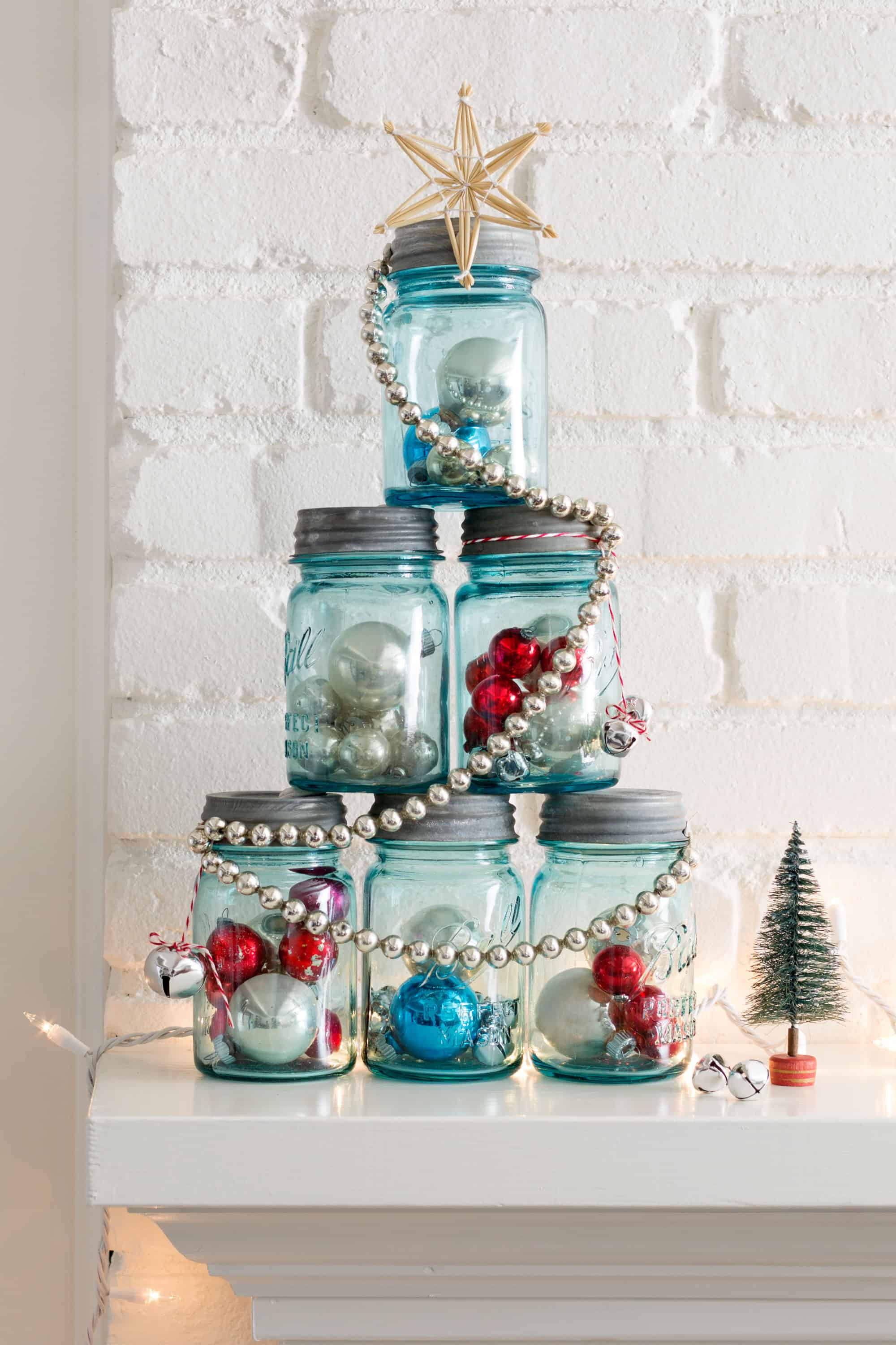 homeamde christmas decor Vintage Christmas Decorations That Are Making a Huge Comeback