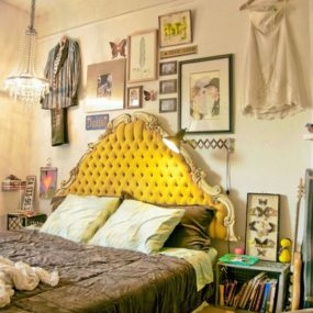 15 Happy, Yellow Bedrooms That Will Inspire You