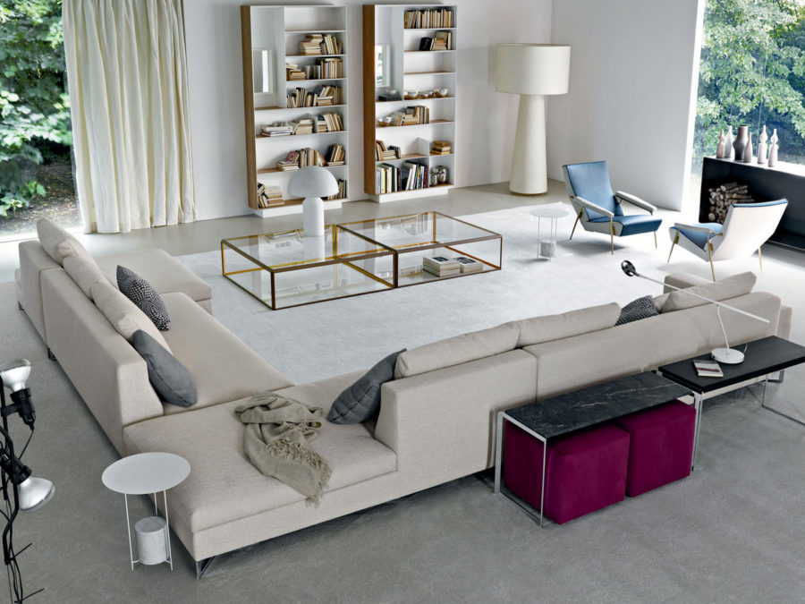 15 Large Sectional Sofas That Will Fit Perfectly Into Your Family Home
