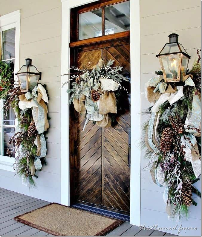 outdoor winter decor for the house 15 Pieces Of Winter Style Youll Want For Your Home