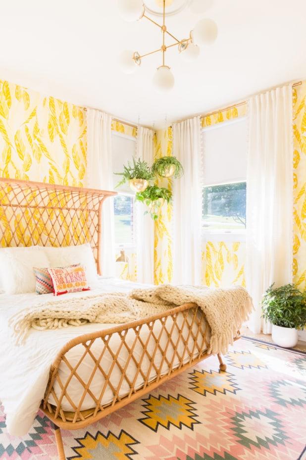 Koele  ontworpen slaapkamers kleur geel?  slaapkamer inspiratie voor iedereen van makeovernl