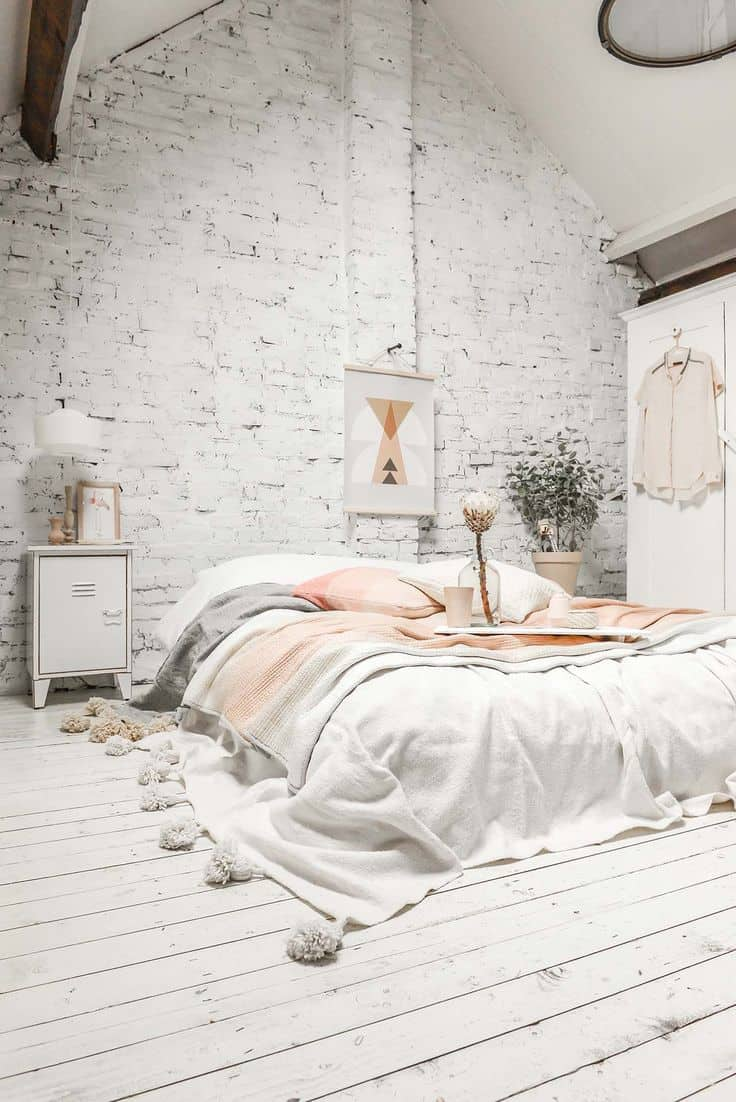 Marvelous Soothing White Bedrooms With A Twist Interior Design Ideas Gentotryabchikinfo