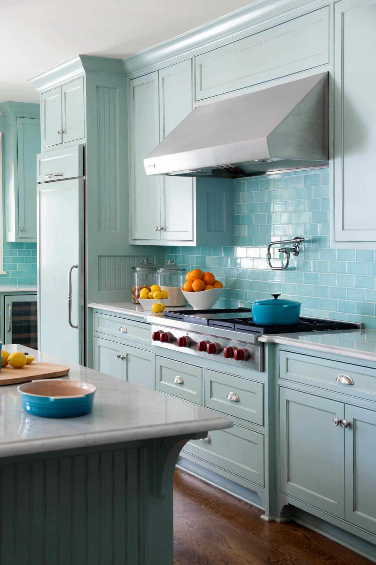 Retro Kitchen Ideas To Upgrade Your Current Kitchen