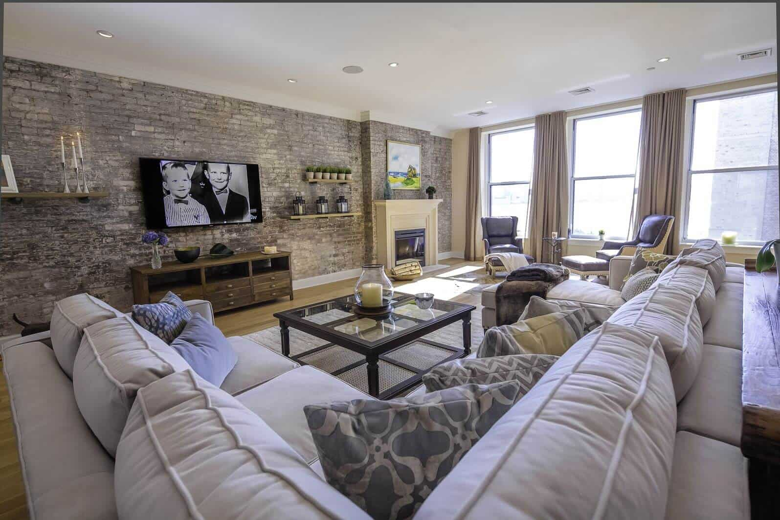 versatile plush extra large sectional sofa