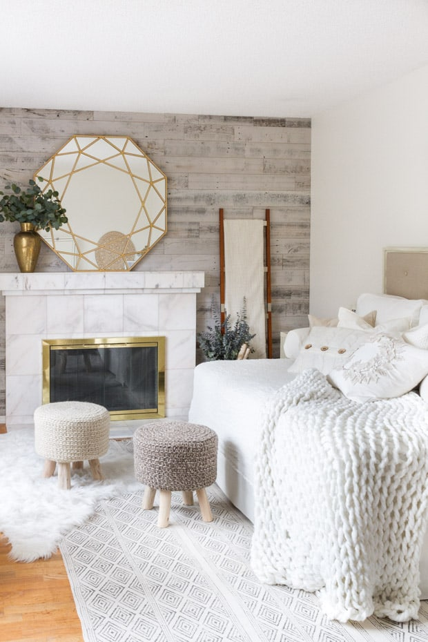 winter bedroom ideas