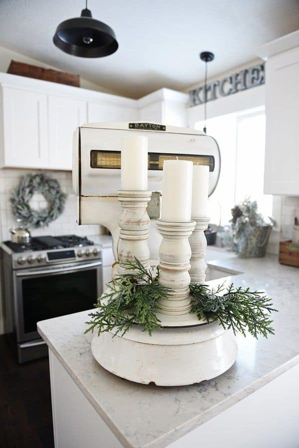 winter kitchen decor ideas