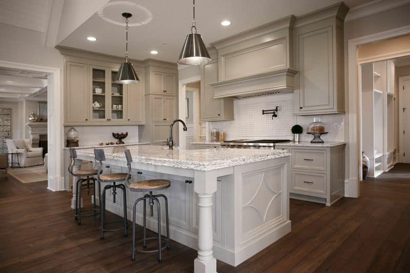 Indian river 2 Top Taupe Paints for Your Kitchen Cabinets