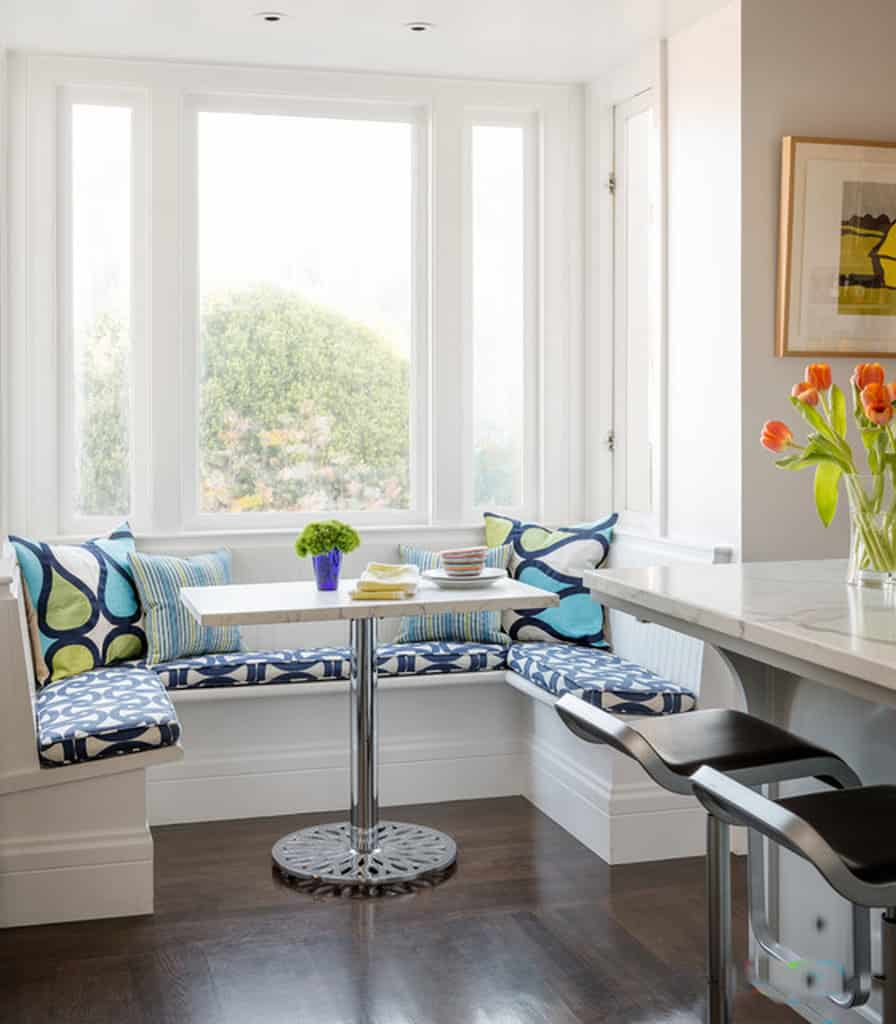 Trendy Breakfast Nook Ideas