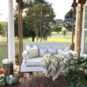 Porch And Patio Idea Youll Want To Steal This Fall