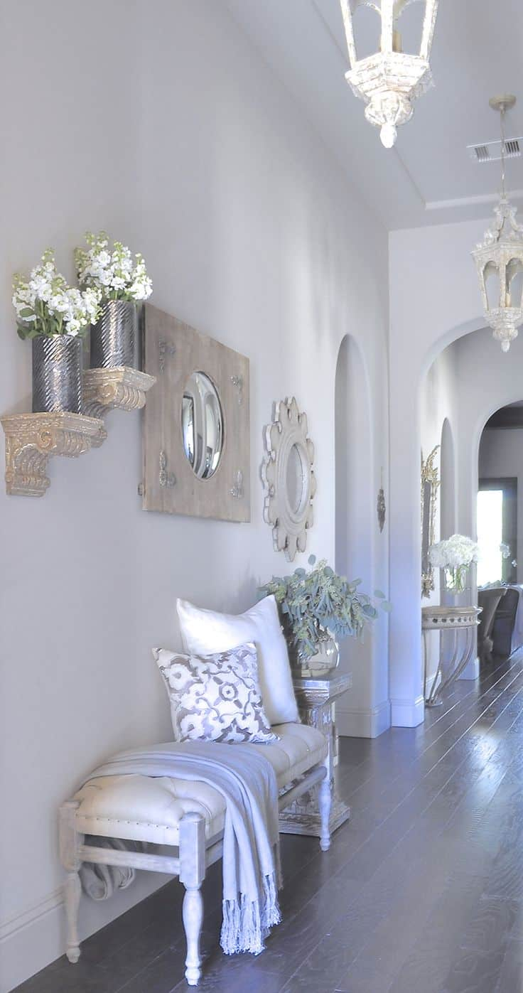 Foyer Decor Work : Trendy welcoming entryway ideas