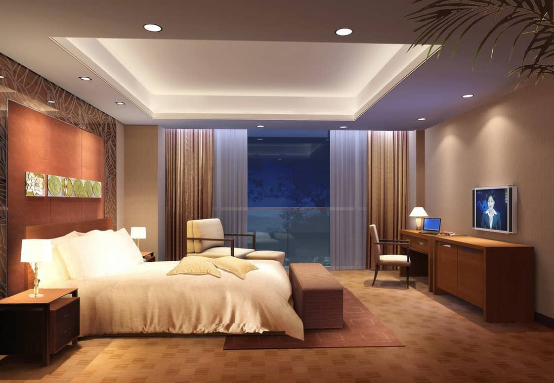 Romantic bedroom lighting ideas dimming lights arubaitofo Images