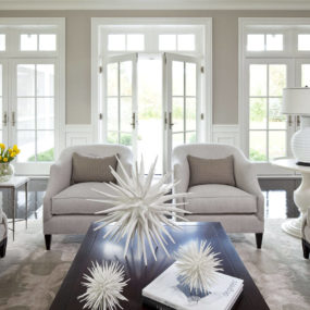 Taupe can be used in more than just one way.