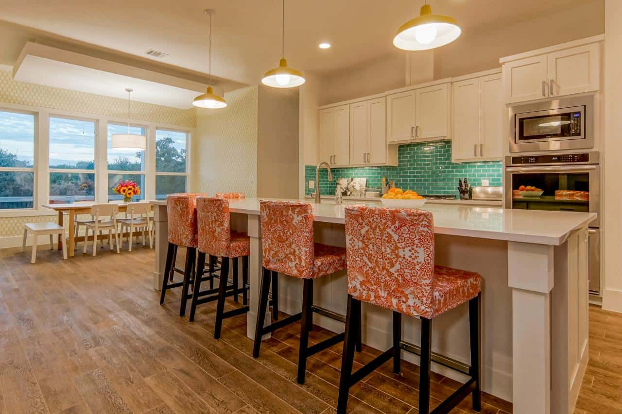 Trendy Kitchen Island Stool Ideas