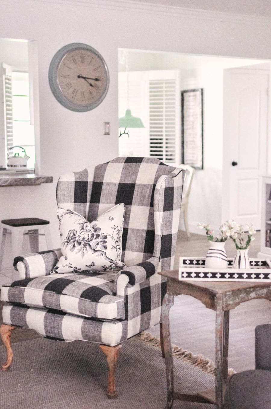 15 Ways To Style The House With Trendy Buffalo Check