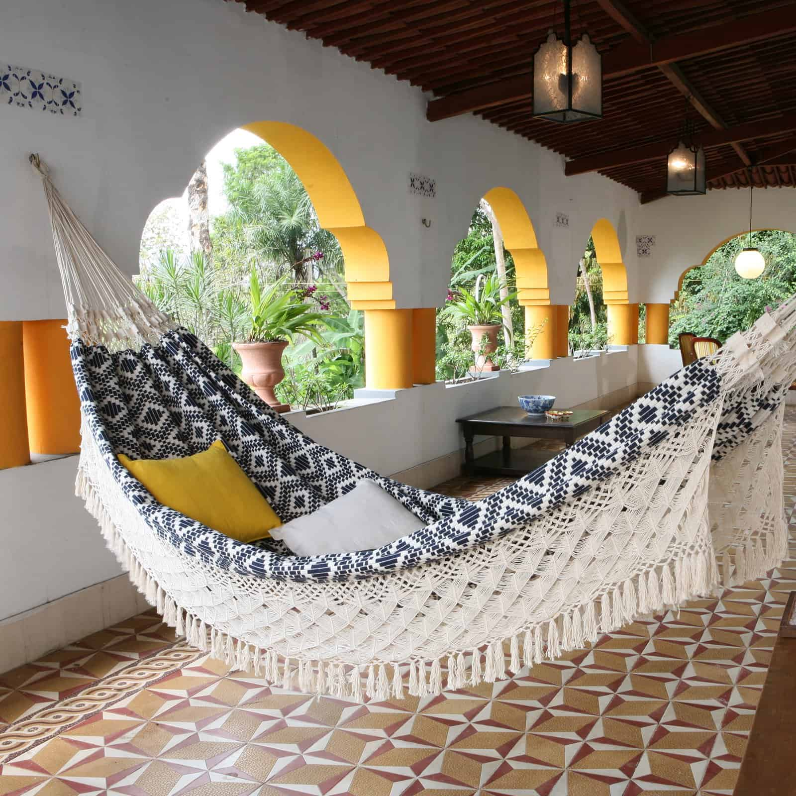 brazillian XL indoor hammock