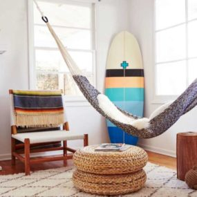15 Indoor Hammocks That Will Ignite Everyone's Relaxation