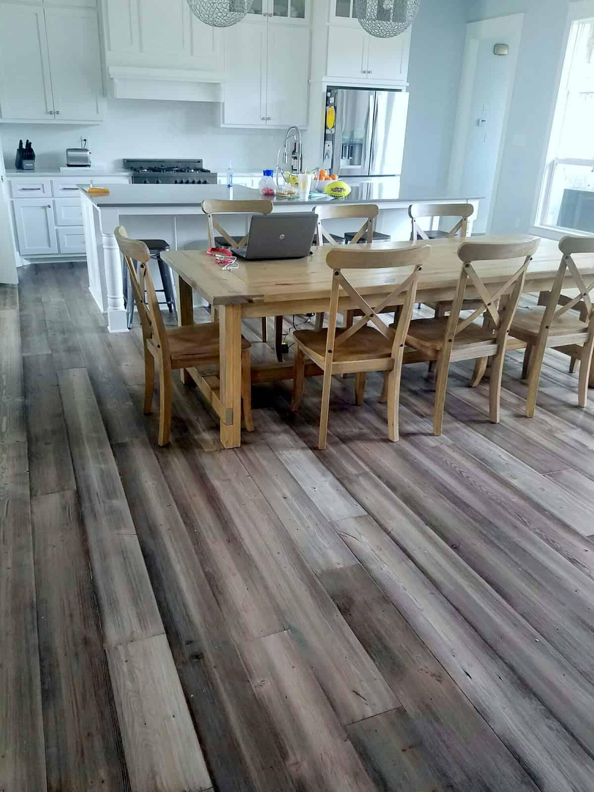 doug fir flooring