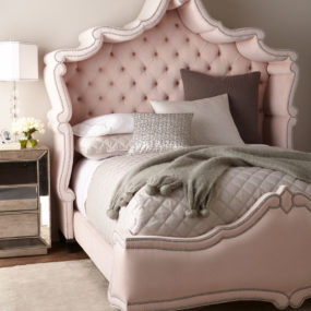 These 15 Pink Beds Will Have You Revamping Your Bedroom ASAP