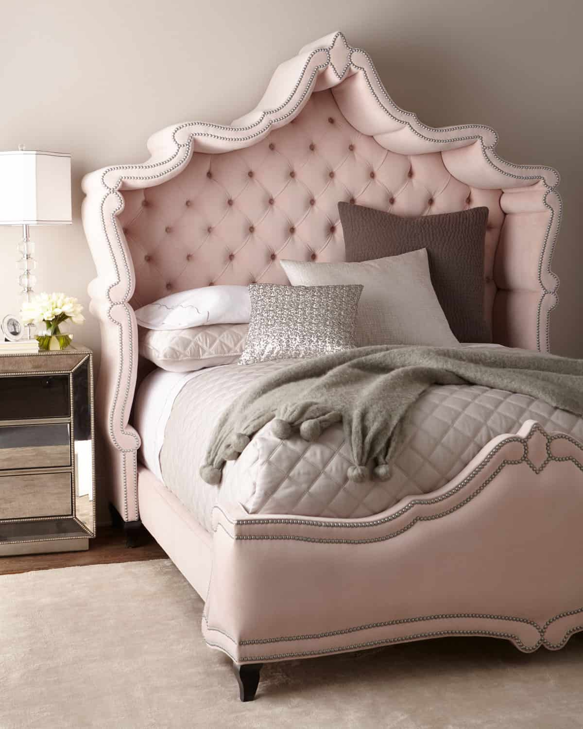 haute house blush bed