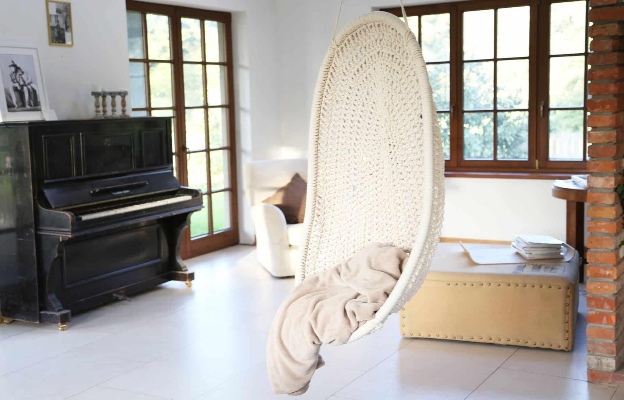 indoor hammock swing