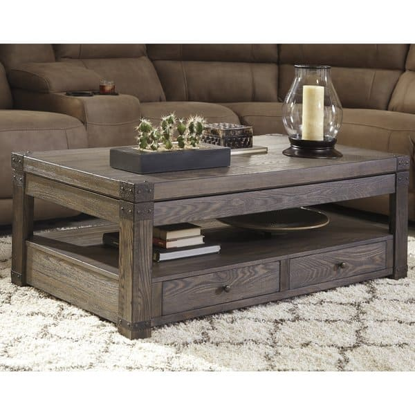 Lift Table Coffee Table: 15 Lift-Top Coffee Tables To Help Organize Your Space
