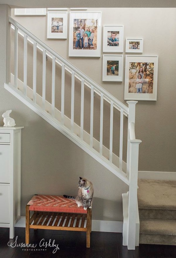 15 Unique And Trendy Staircase Decorations