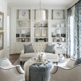 12 Lovely White Living Room Furniture Ideas