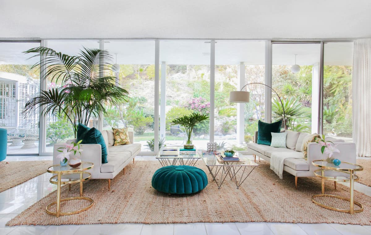 Mid-Century Living Room Ideas That Are Timeless
