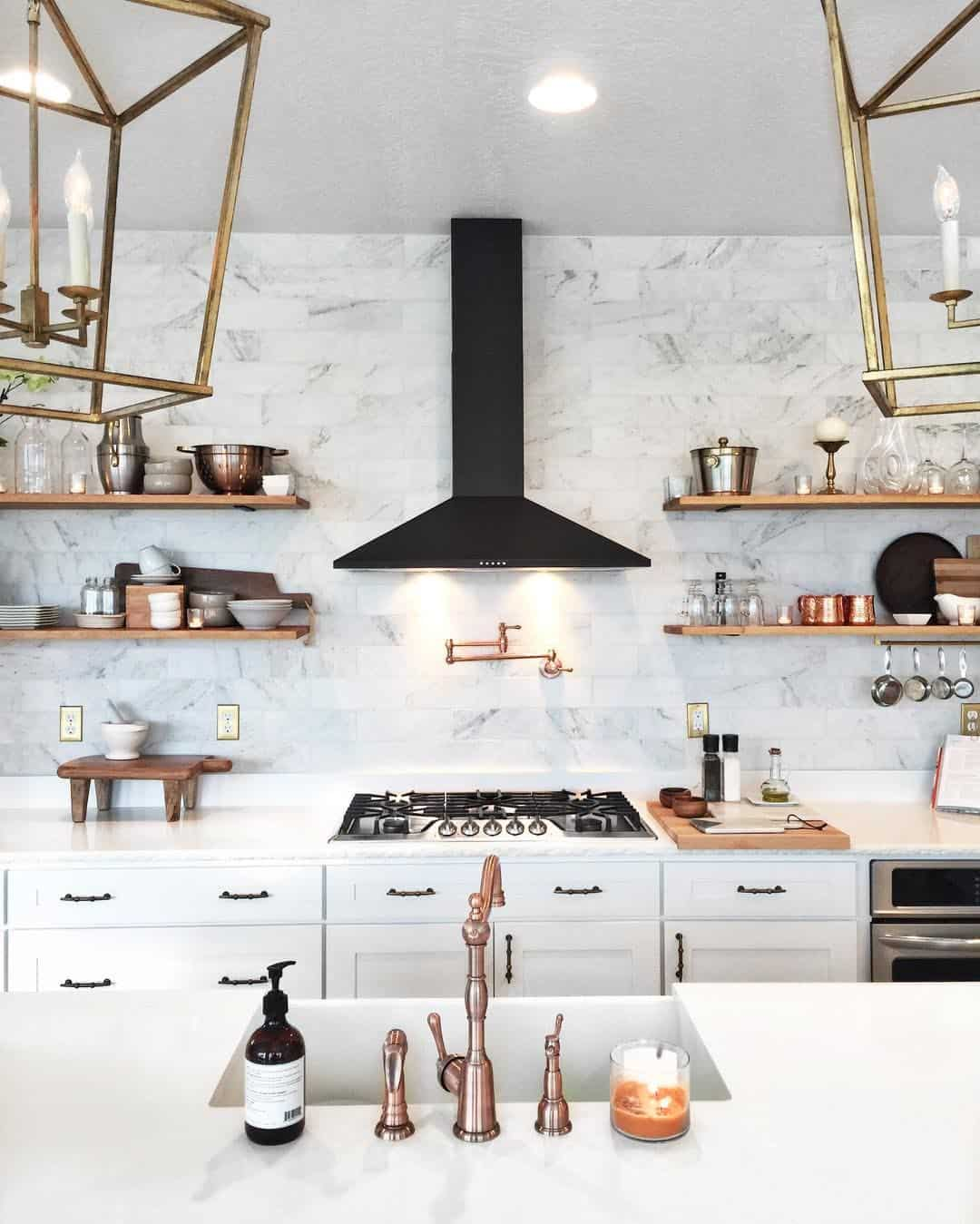Simple Modern House Designs: Minimalist Kitchen Ideas That Are Not Boring