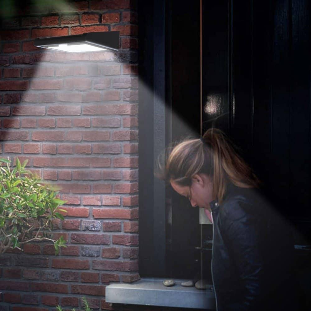 solar avaspot motion light