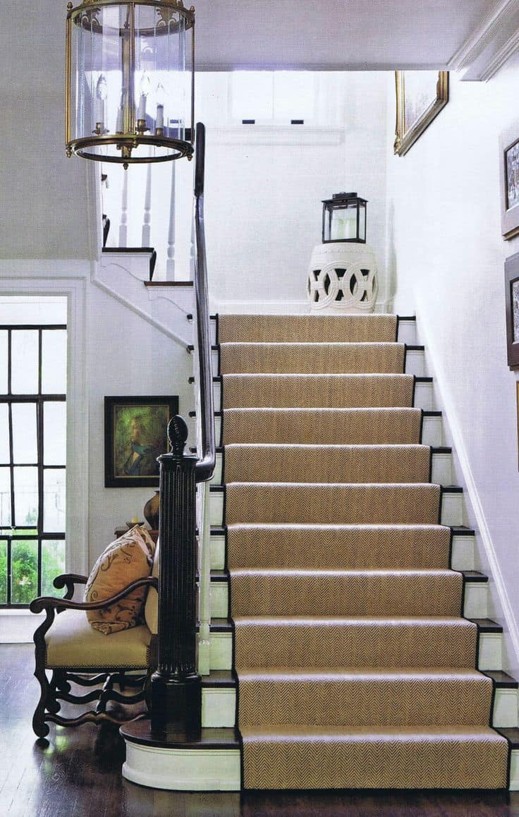Best 25 Carpet Stair Runners Ideas On Pinterest: 15 Unique And Trendy Staircase Decorations