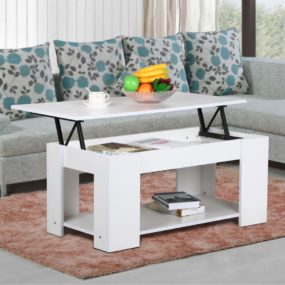 15 Lift-Top Coffee Tables To Help Organize Your Space