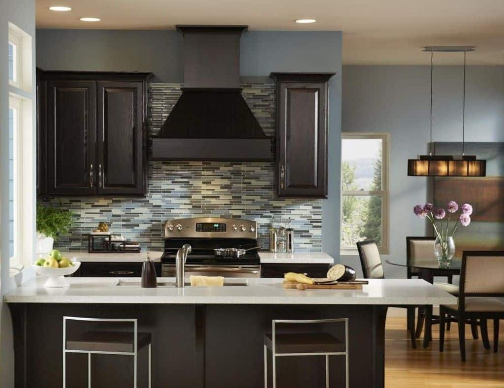 & Black Kitchen Cabinet Ideas For The Chic Cook