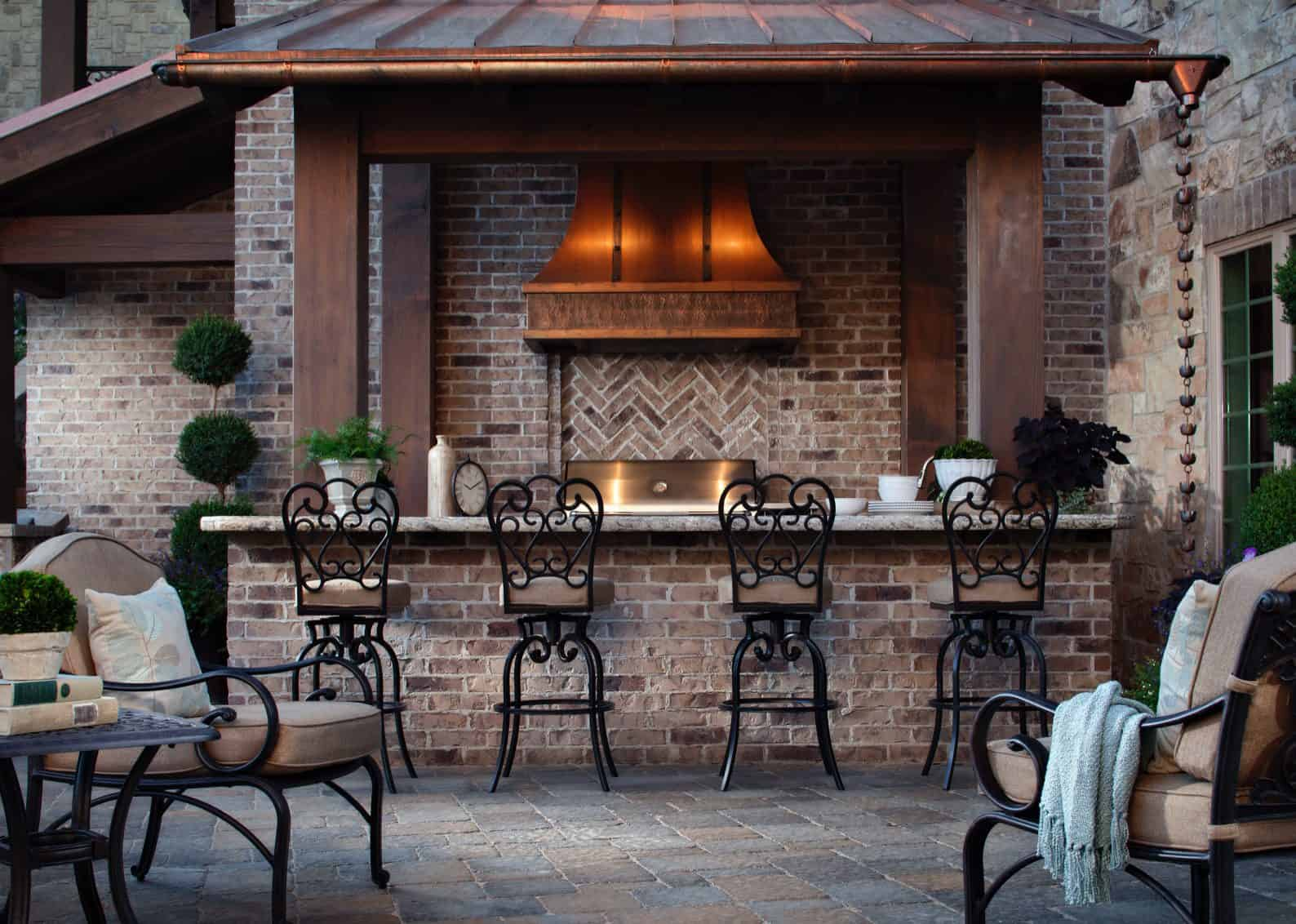 Outdoor Kitchen Ideas That Will Make