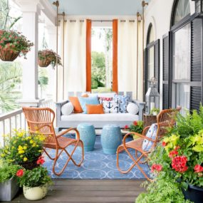 10 Ways To Decorate Your Porch This Summer