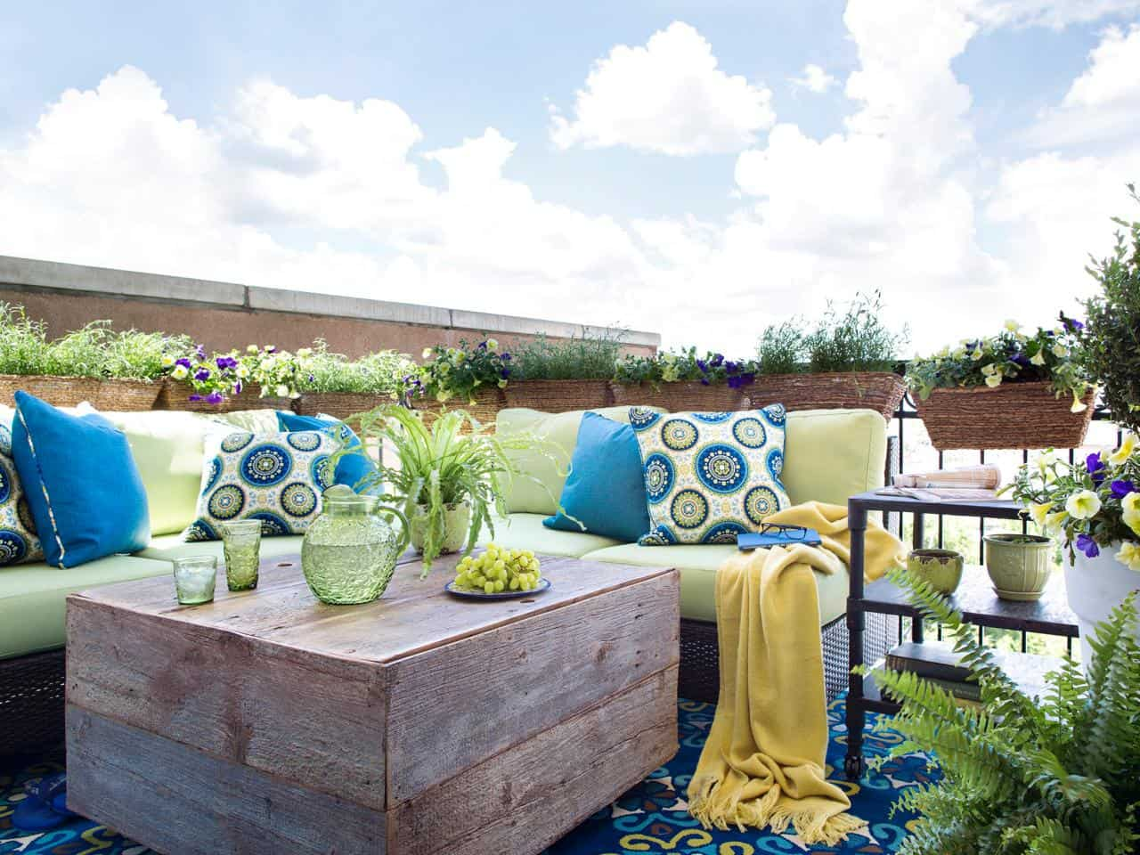 How To Make The Most Out Of A Small Patio Space
