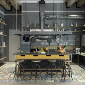 Cool Kitchen Trends That Are Taking 2018 By Storm