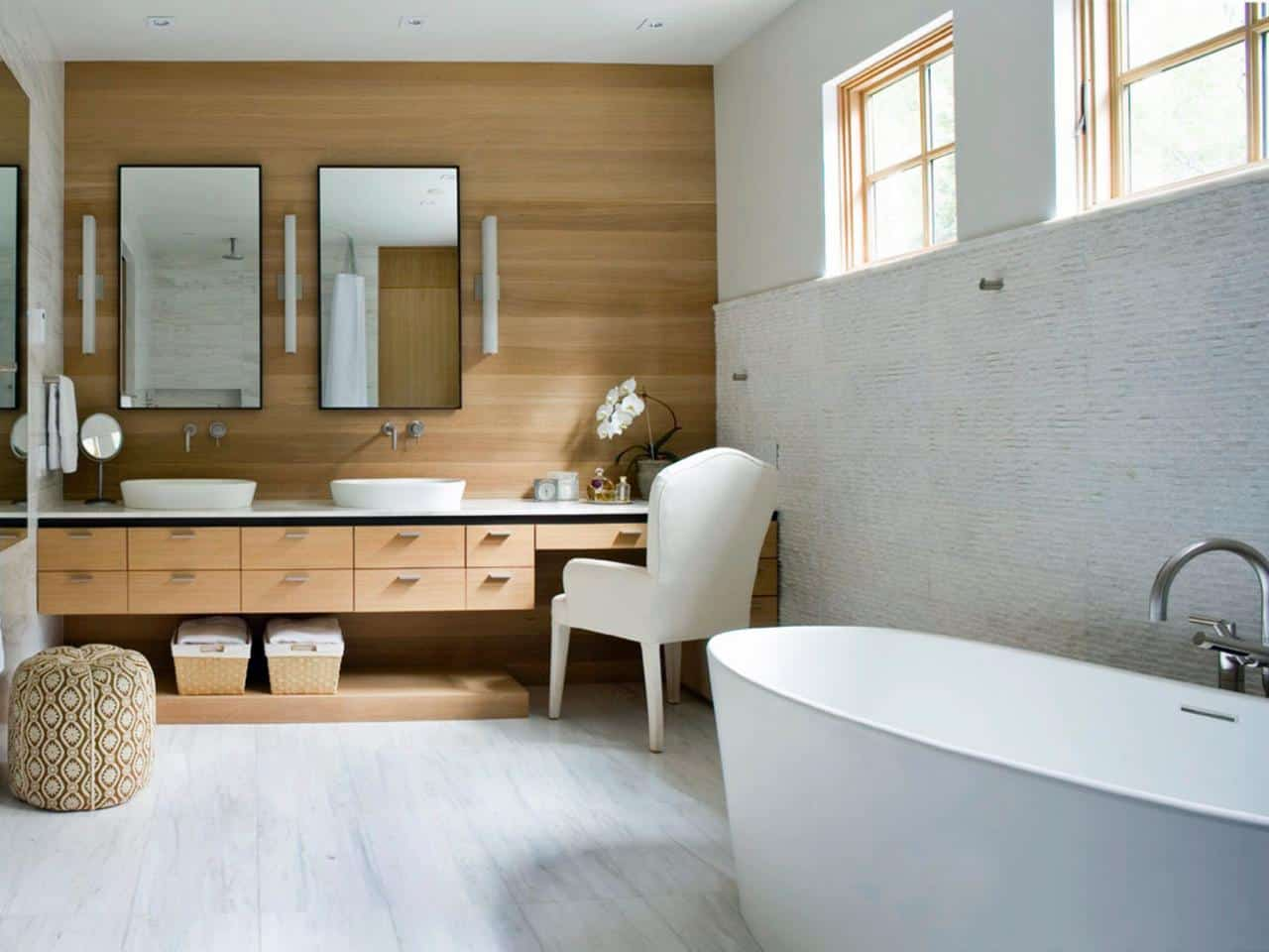 Neutral Hues In The Bathroom Give Your Bathroom The Spa Feeling It Deserves
