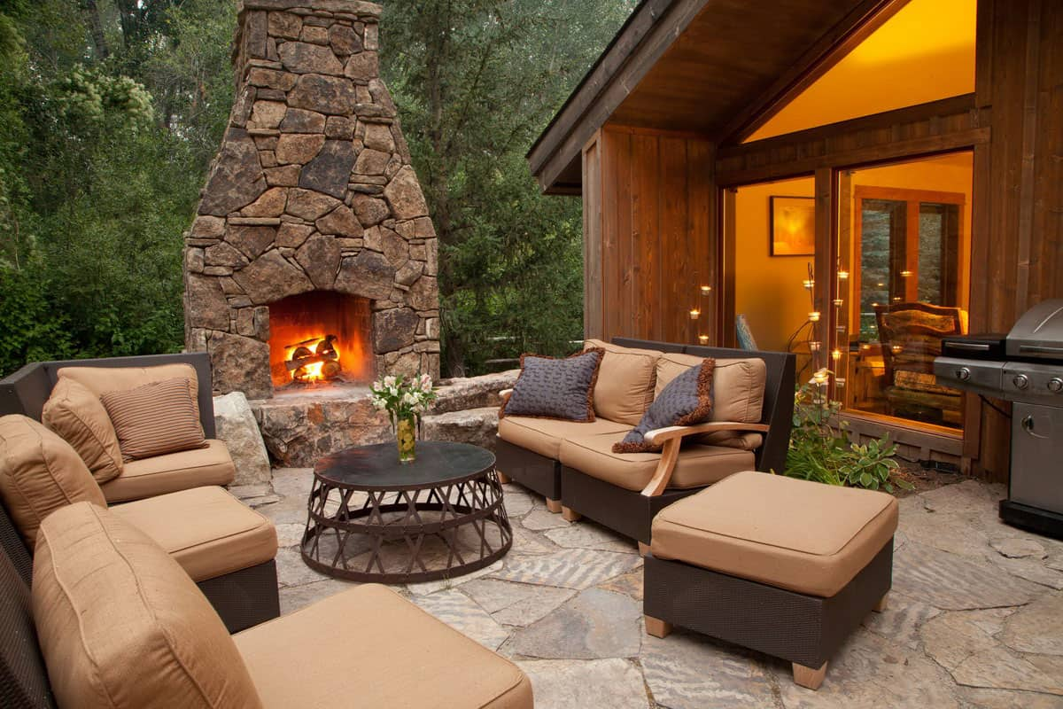 11 Patio Ideas For The Perfect Backyard on patio dining room, patio glass doors, french kitchen fireplace, patio block designs, patio kitchen gas grill, stone kitchen fireplace, patio kitchen lighting, home kitchen fireplace, outdoor kitchen fireplace, patio kitchen chairs, brick kitchen fireplace, living room kitchen fireplace,