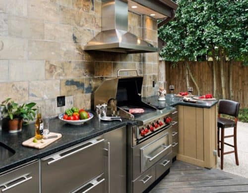 Outdoor Kitchen Ideas That Will Make You Drool