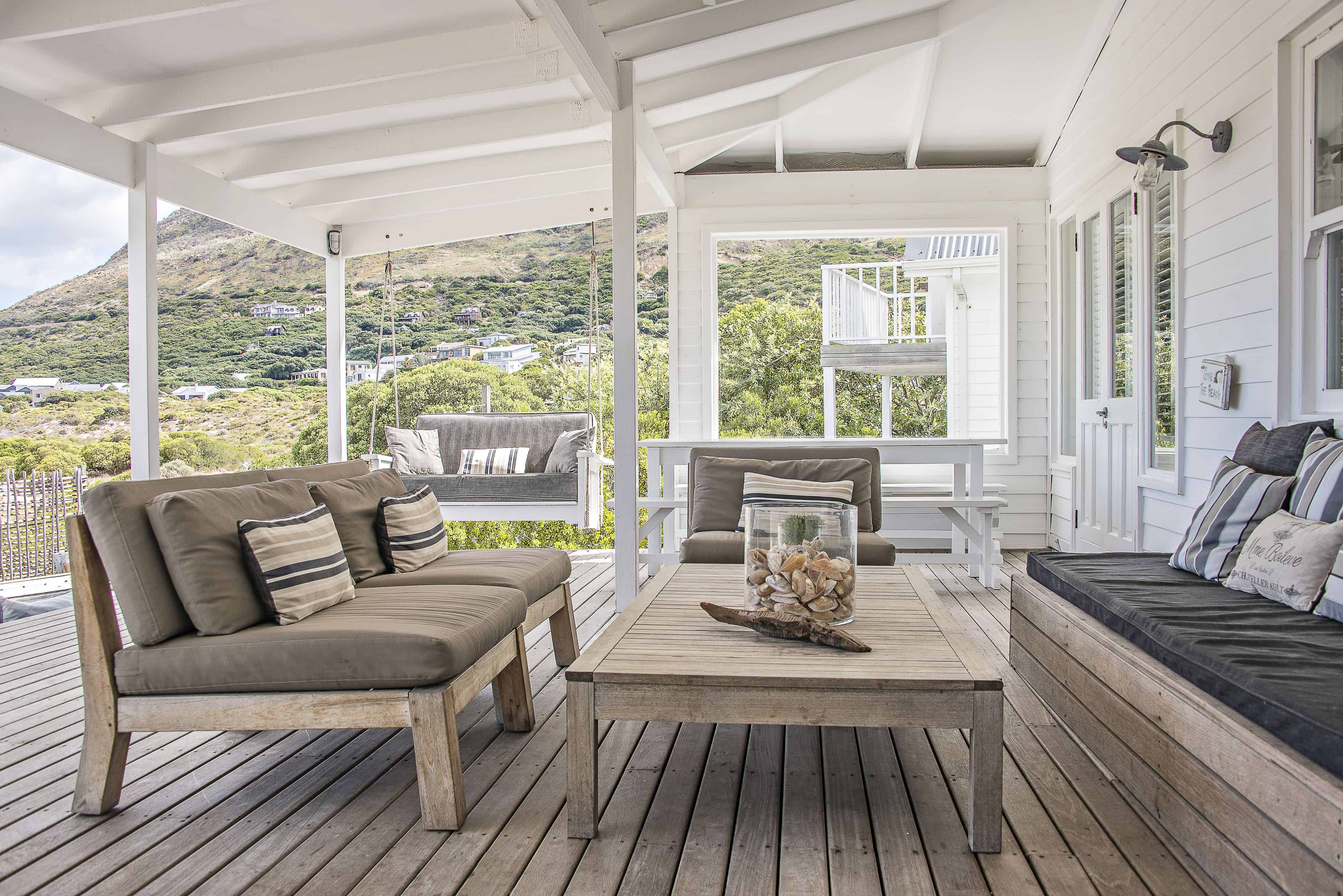 weathered wood patio 11 Patio Ideas For The Perfect Backyard