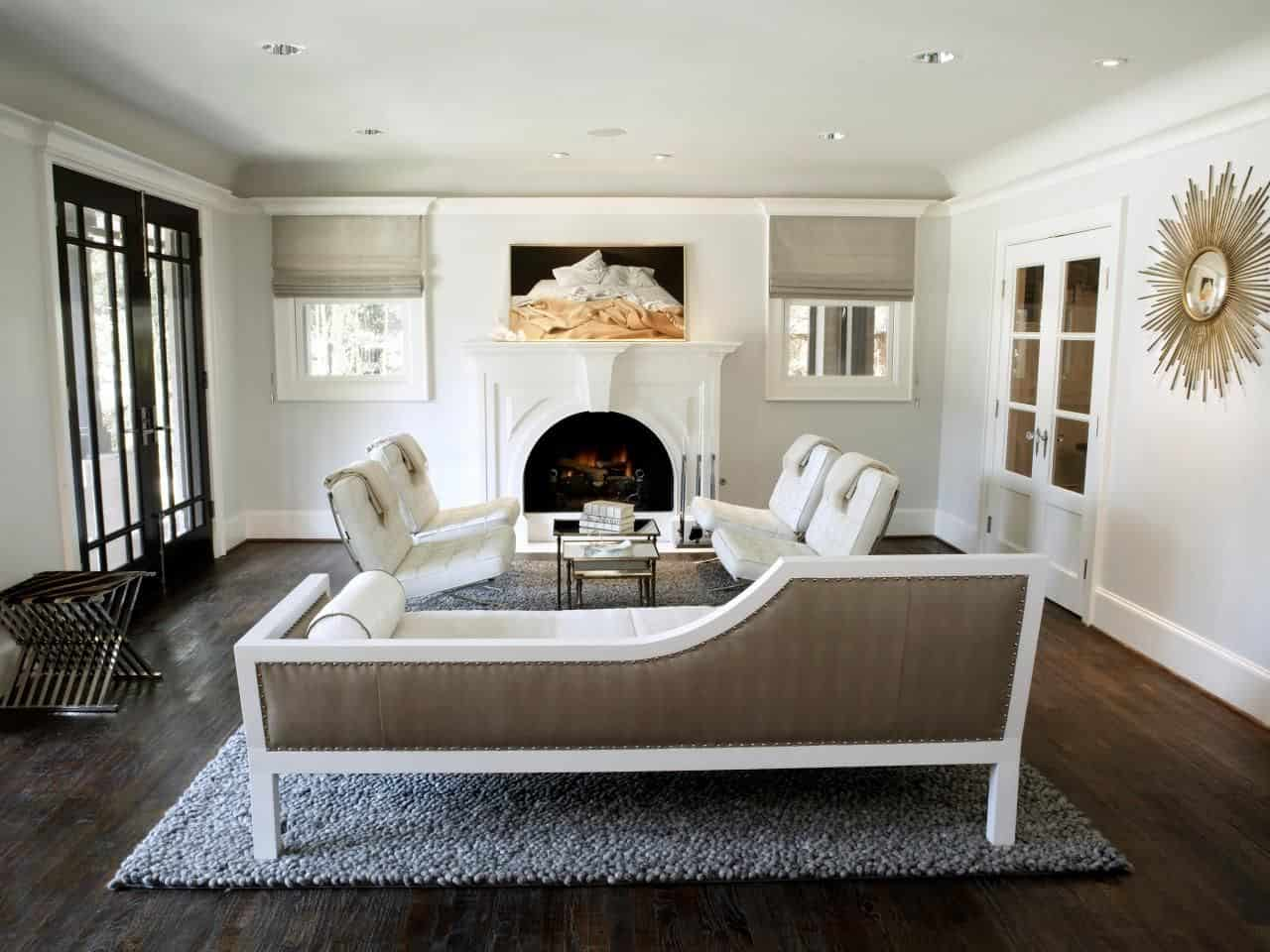 create a balance with neutrals Interior Tips For Neutral Obsessed Homeowners