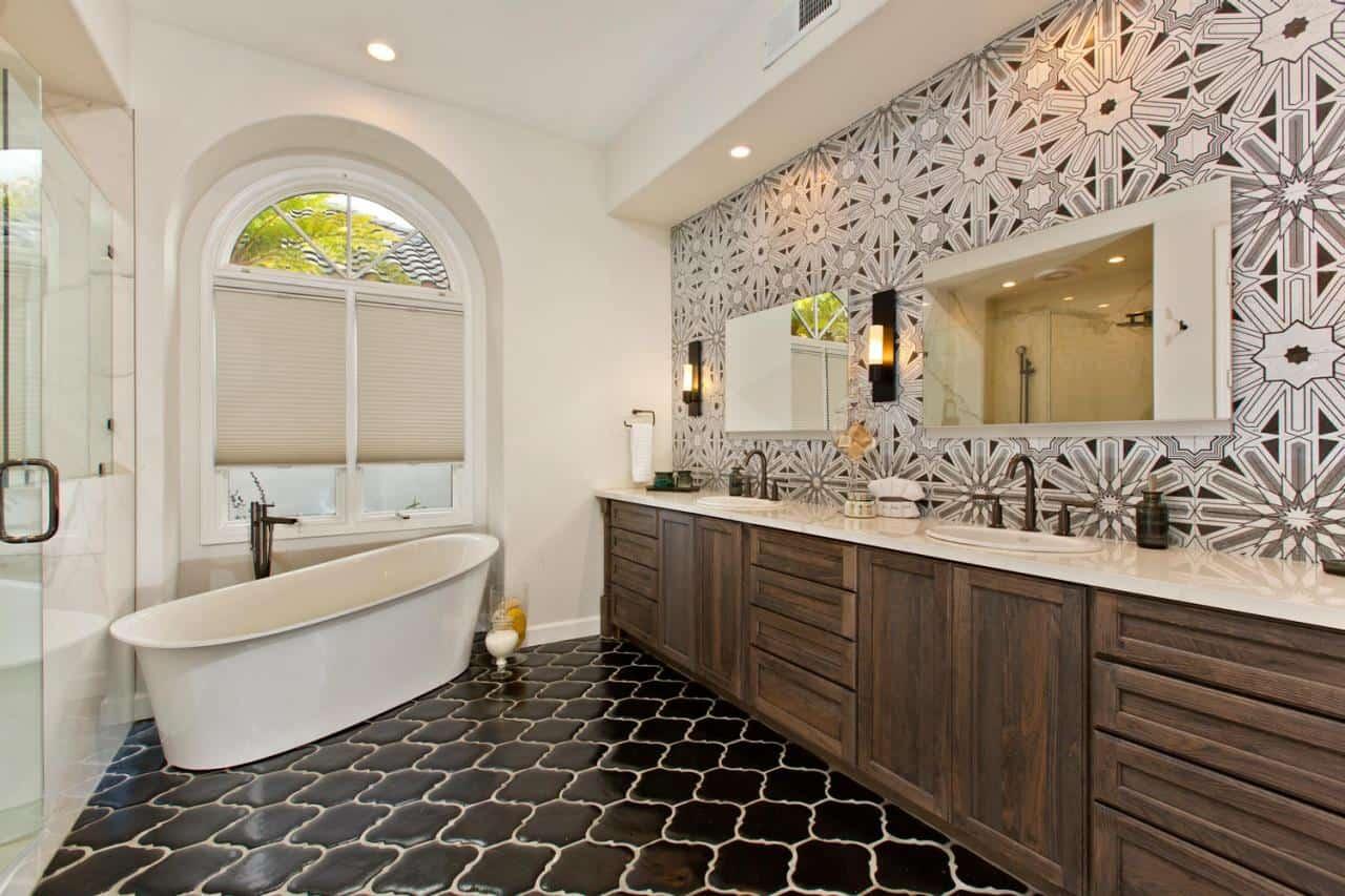 Ceiling Elegant Master Bathroom Designs on custom luxury bathroom designs, elegant master bathroom shower designs, modern 2 story house designs, modern master bathroom designs,