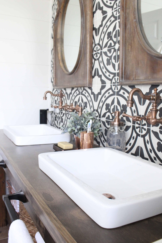 minimalist sinks