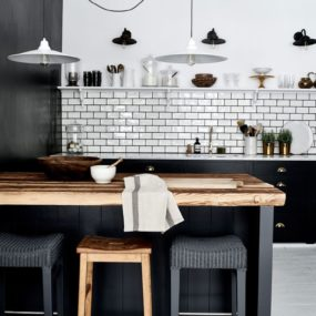 Small Kitchen Trends That Help Brighten The Space