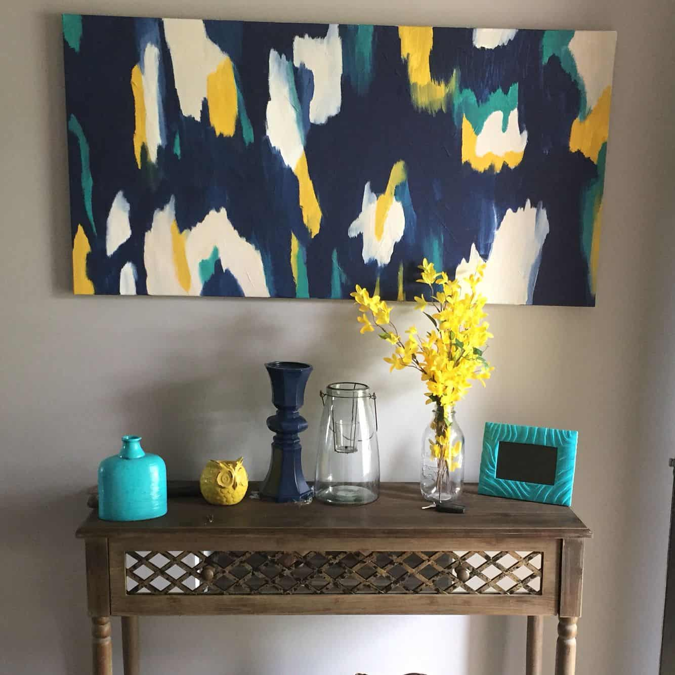turquoise and marigold Best Color Combinations To Bring Charm To Your Home For 2018
