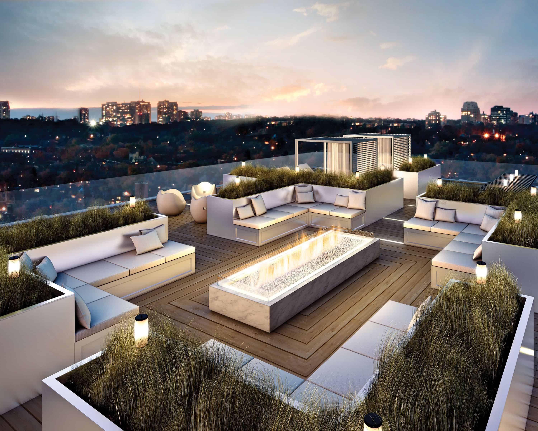 Luxurious Modern Outdoor Space Ideas