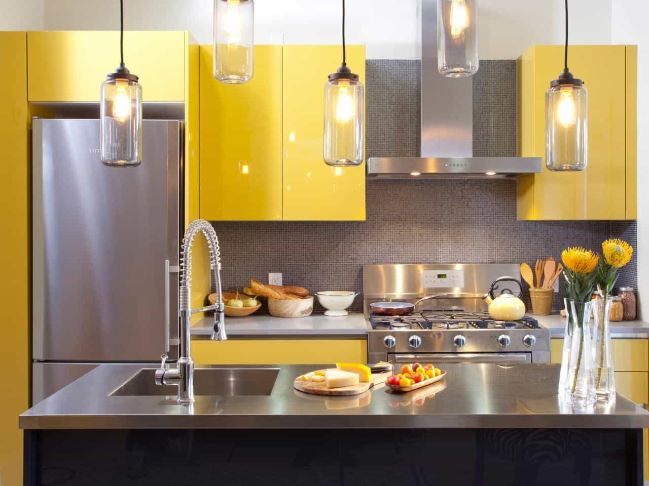 colorful kitchen 3 Trendy Captivating Design Styles To Try Right Now