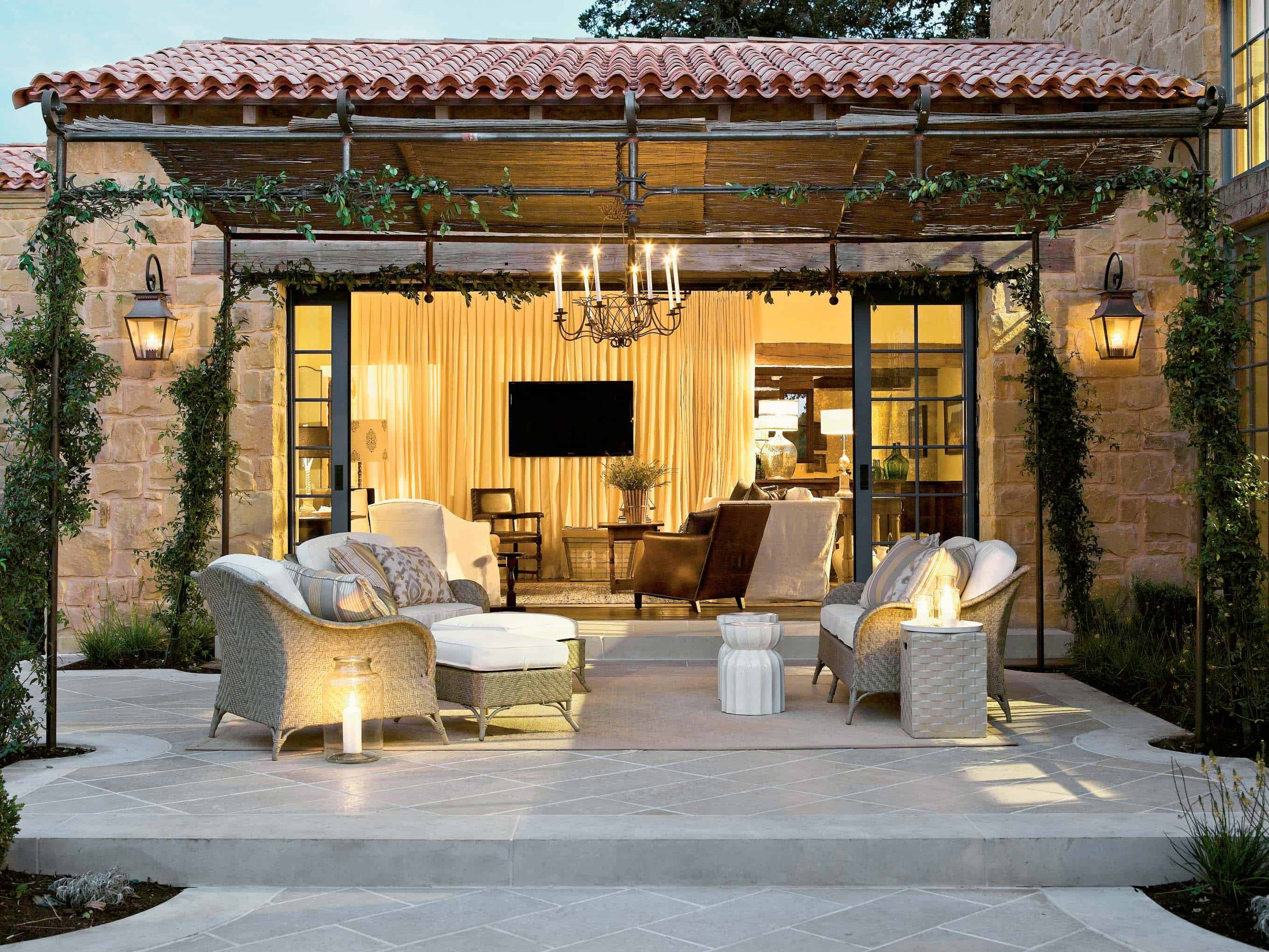 outdoor space with shelter Important Things To Know Before Designing Your Outdoor Space